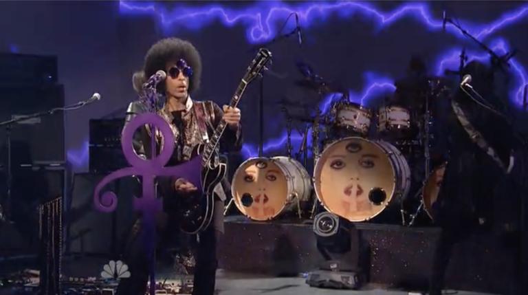 Prince SNL